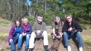 Helén, Susanne Lindholm, Peter Appelskog, Jan-Peter Lahall, Peder Ekström