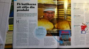"""Artikel i """"Driva eget"""" nr 6, 2014"""