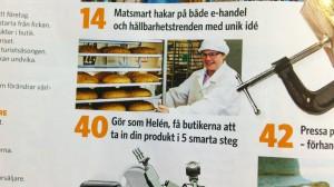 """Artikel i """"Driva eget"""", nr 6, 2014"""