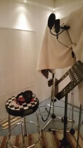 studioinspelning
